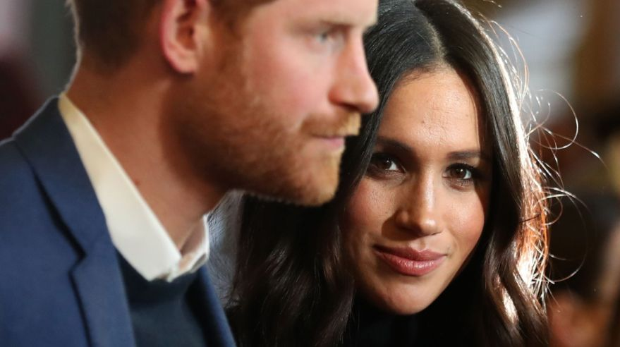 Princ Harry s Meghan Markle