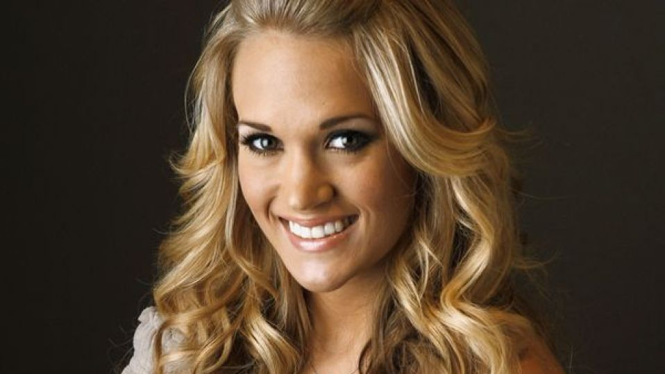 Carrie underwood usmev country