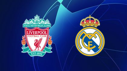 Liverpool FC – Real Madrid