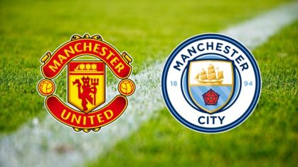 ONLINE: Manchester United - Manchester City
