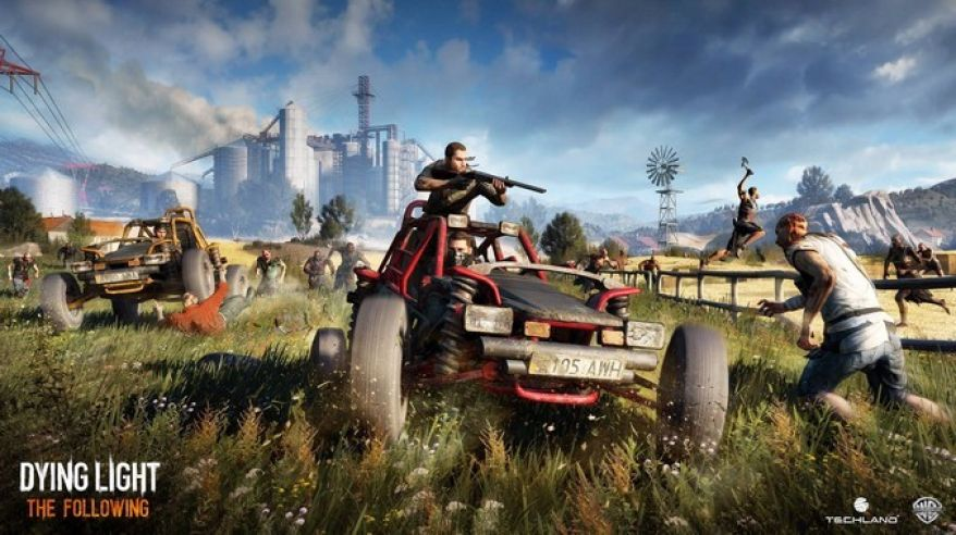 Dying Light expanzia ikona