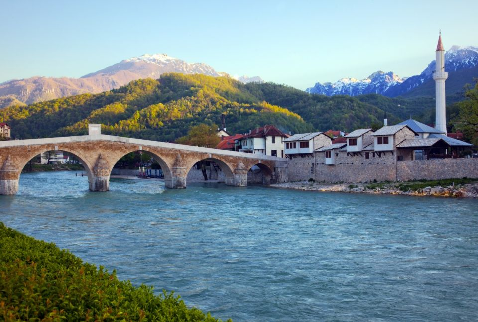 The Old Bridge in Konjic