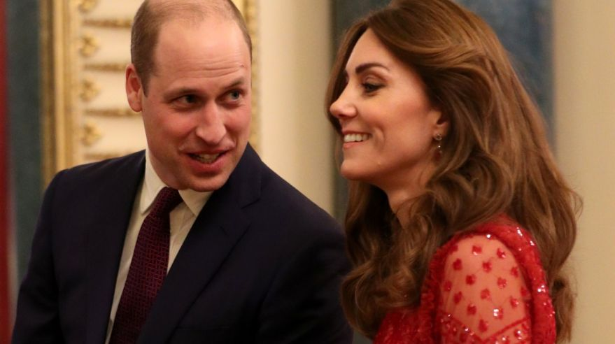 Kate s Williamom v Buckinghamskom paláci s lídrami Afriky