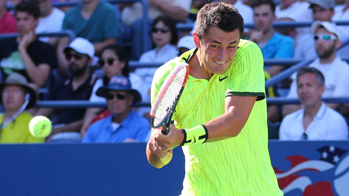 Bernard Tomic, US Open, aug16, reuters