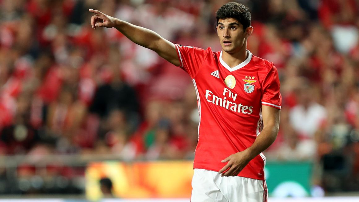 Goncalo Guedes, SL Benfica, aug16, gettyimages