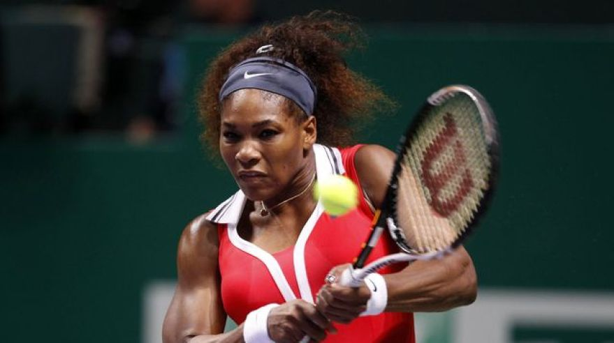 Williamsova serena masters okt12 reuters