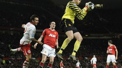 Anders lindegaard manunited guardian co uk