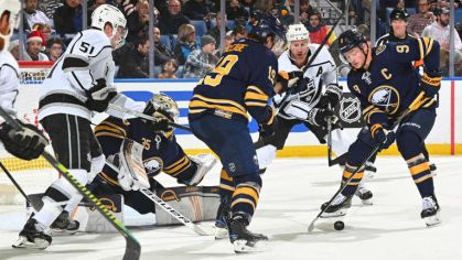 Buffalo Sabres zdolalo Los Angeles Kings