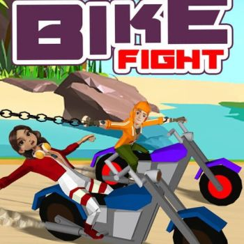 Racing Bike Fight