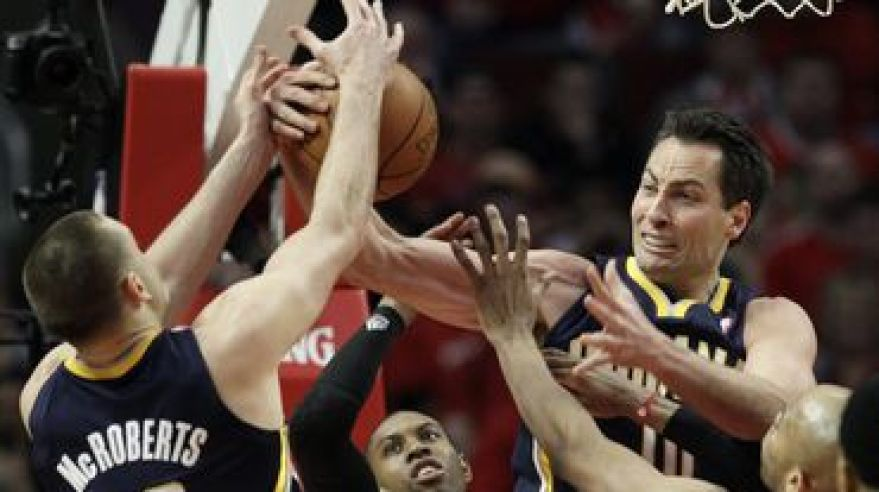 Chicago bulls indiana pacers