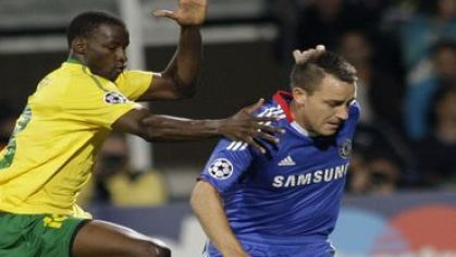 Ceesay zilina terry chelsea