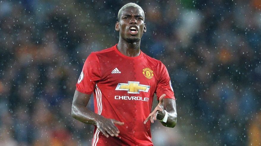 Paul Pogba, Manchester United, aug16, gettyimages