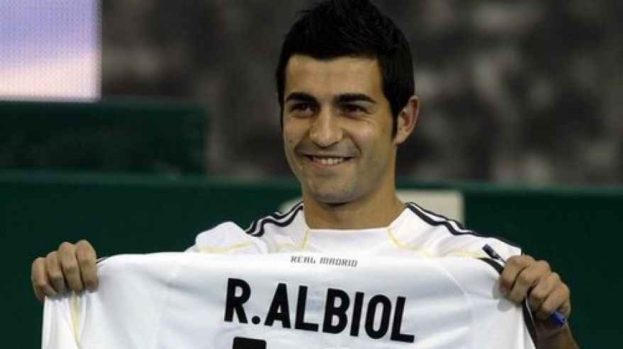 Albiol raul real madrid