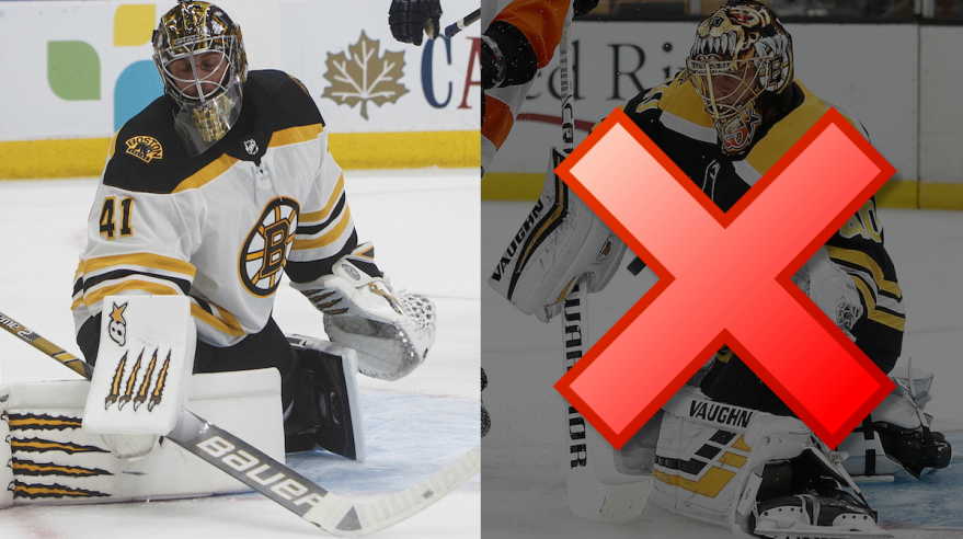 Jaroslav Halák vs. Tuukka Rask (Boston Bruins)