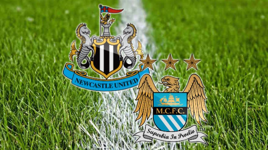Newcastle United - Manchester City, ONLINE, Premier League, Apr2016