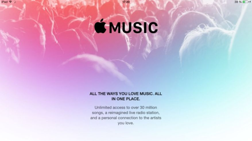 ikona Apple music