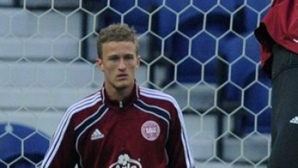 Lindegaard anders manchester united posila