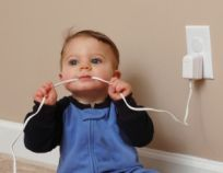 Safety Baby Cord Chew II