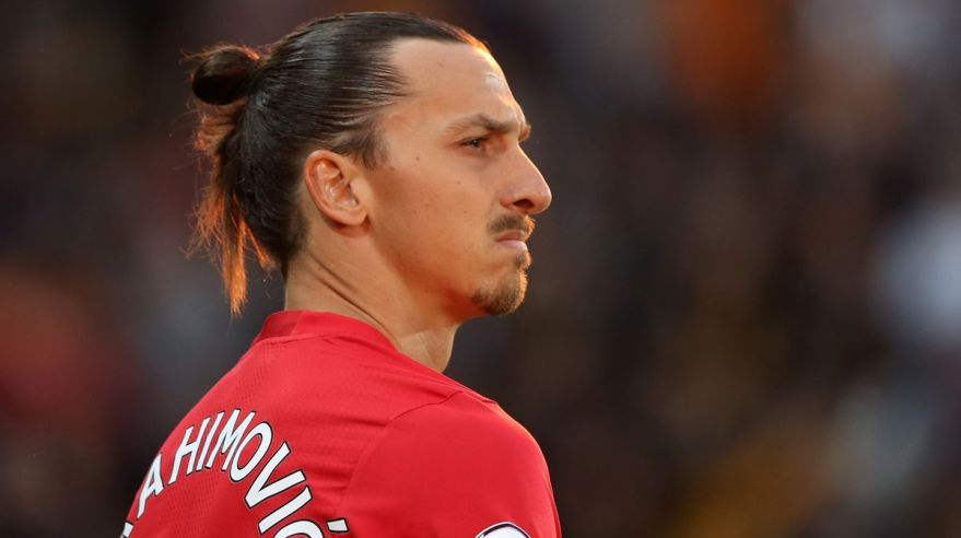 Zlatan Ibrahimovic Manchester United sep16 Reuters
