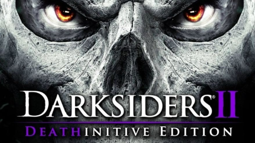 Logo hry Darksiders 2: Deathinitive Edition