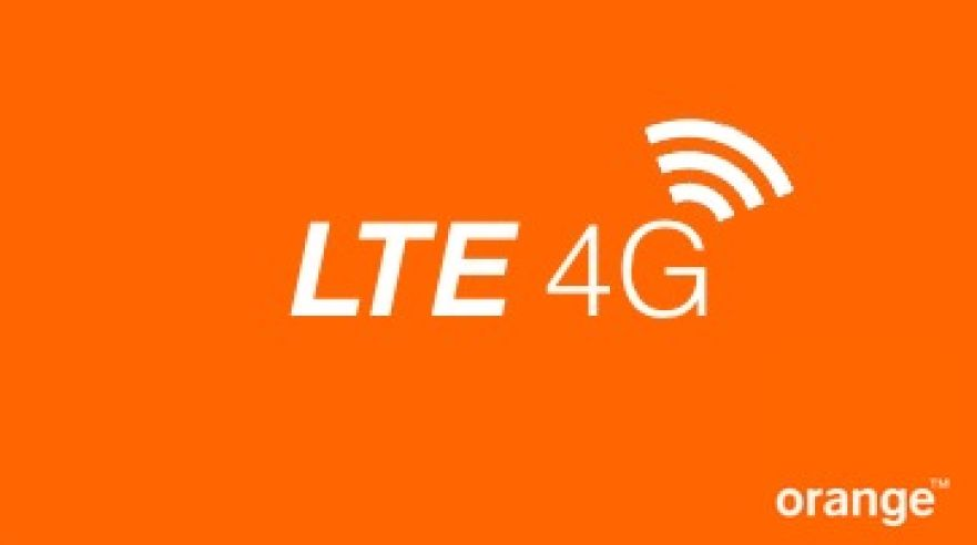 ikona Orange LTE