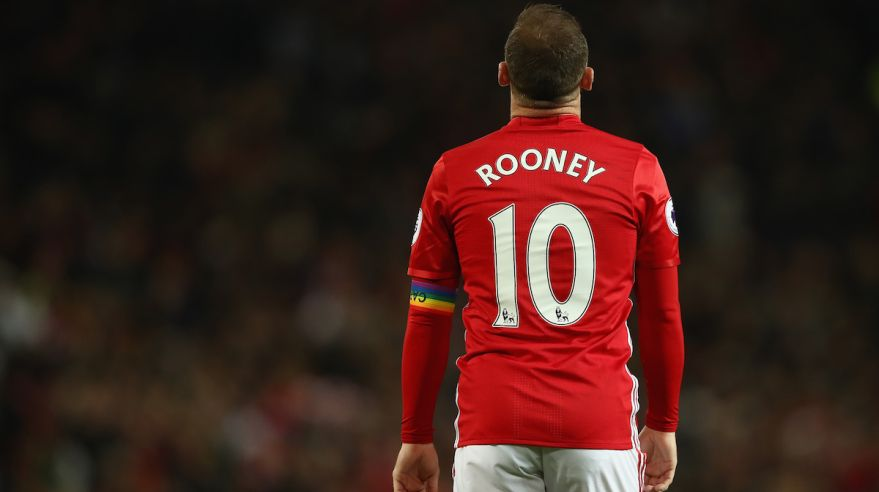Wayne Rooney, Manchester United, feb17, gettyimages