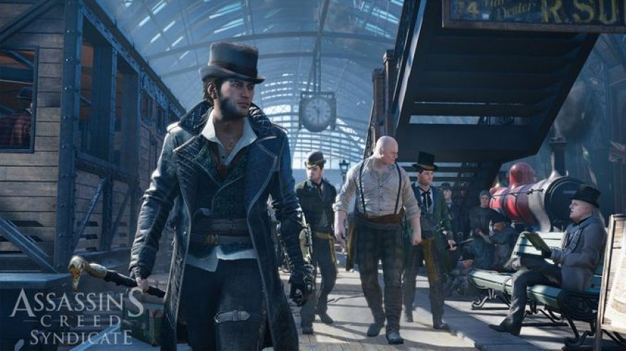 ikona Assassin's Creed Syndicate