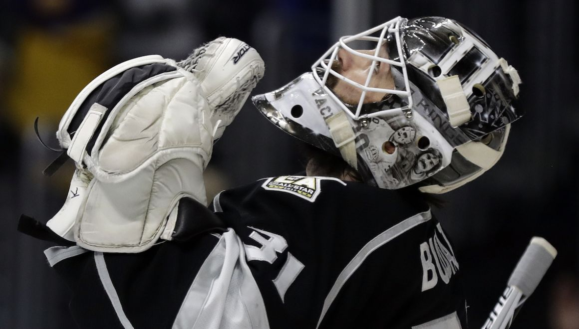 Peter Budaj (Los Angeles Kings)