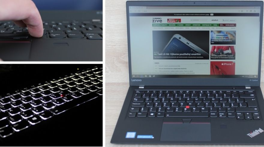 ThinkPad X1 Carbon