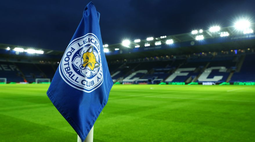 Leicester City, rohova zastavka, gettyimages