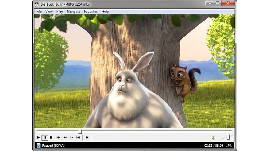 Media Player Classic - Home Cinema (MPC-HC)