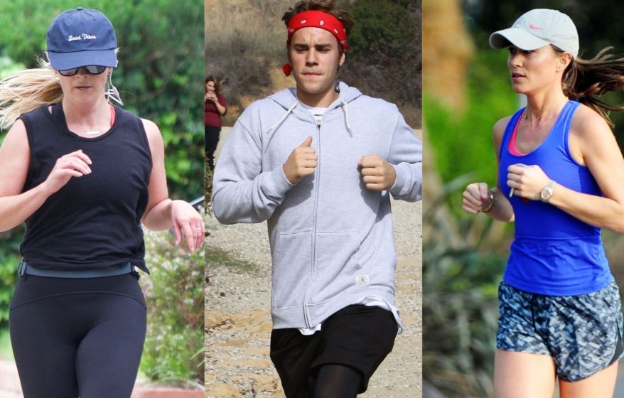 Reese Witherspoon, Justin Bieber, Pippa Middleton