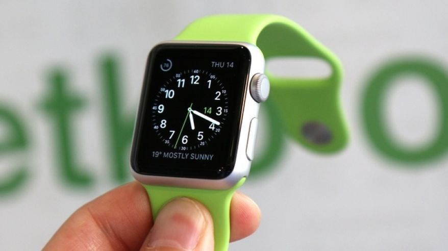 ikona Test Apple Watch Sport