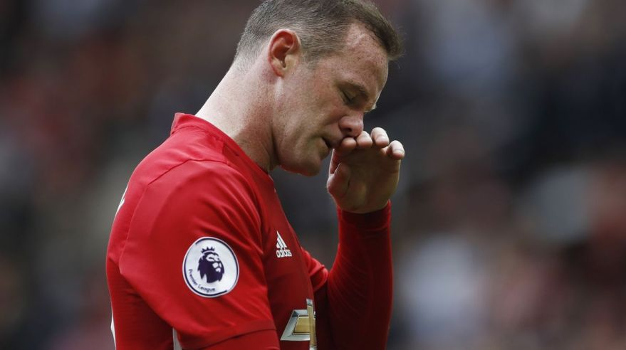 Wayne Rooney Manchester United sep16 Reuters