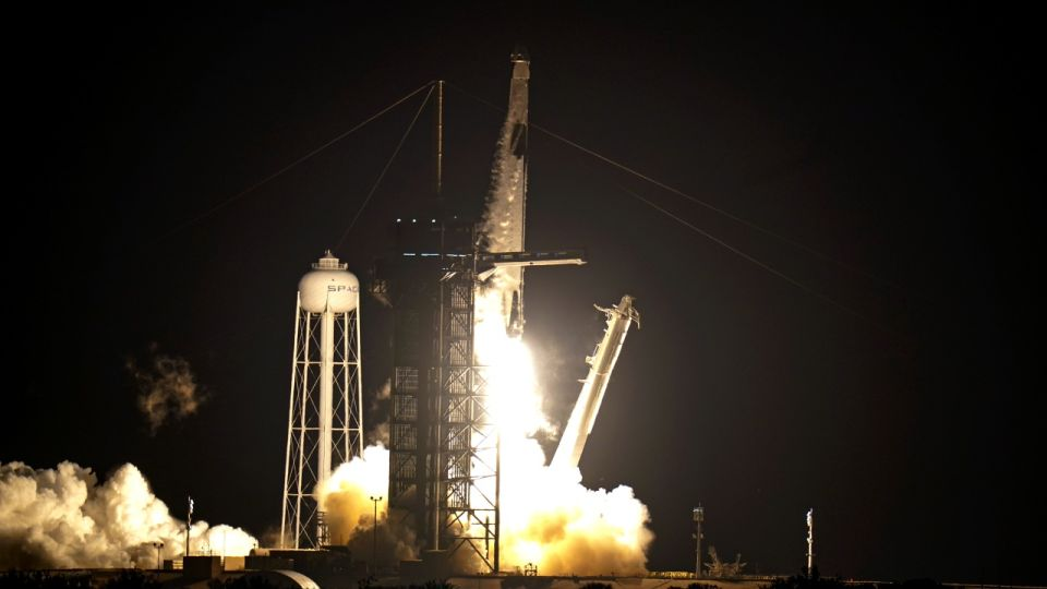 SpaceX - 16.11.2020