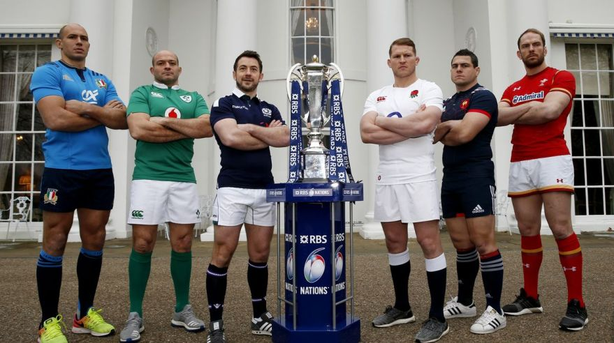 rugby, six nations