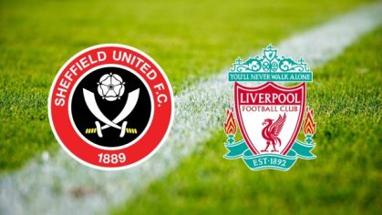 ONLINE: Sheffield United FC – Liverpool FC