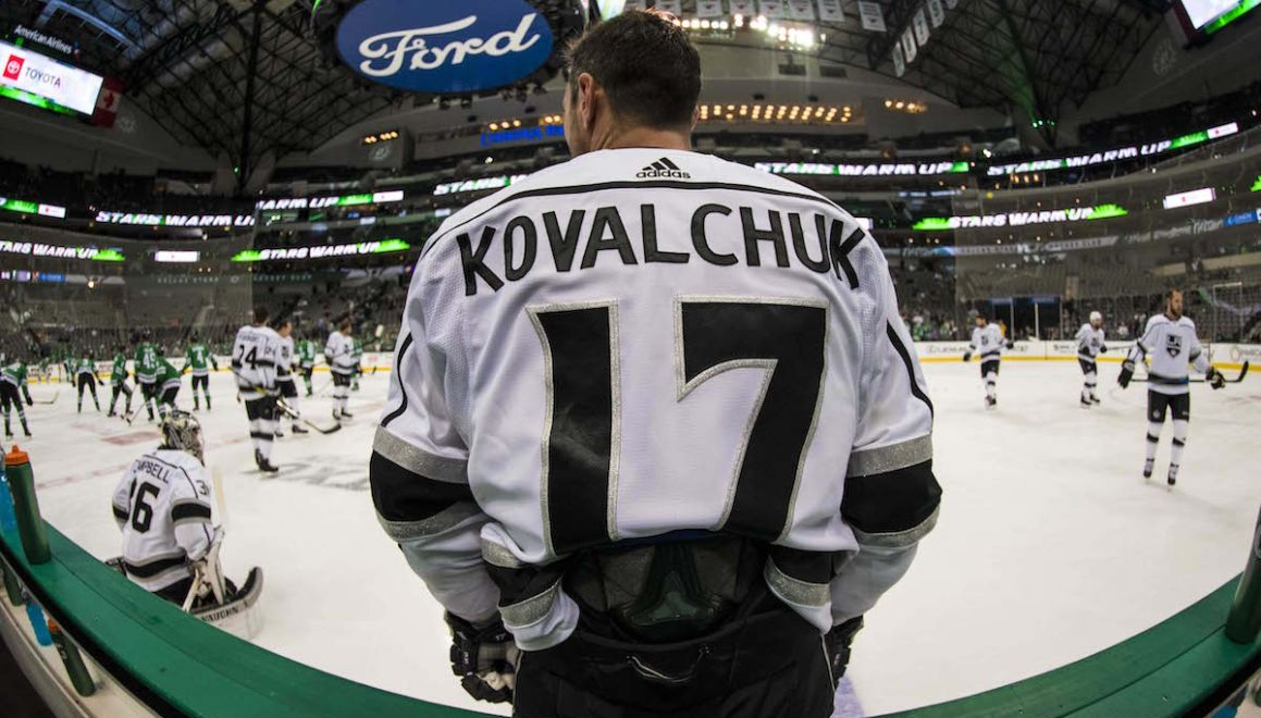 Iľja Kovaľčuk (Los Angeles Kings)