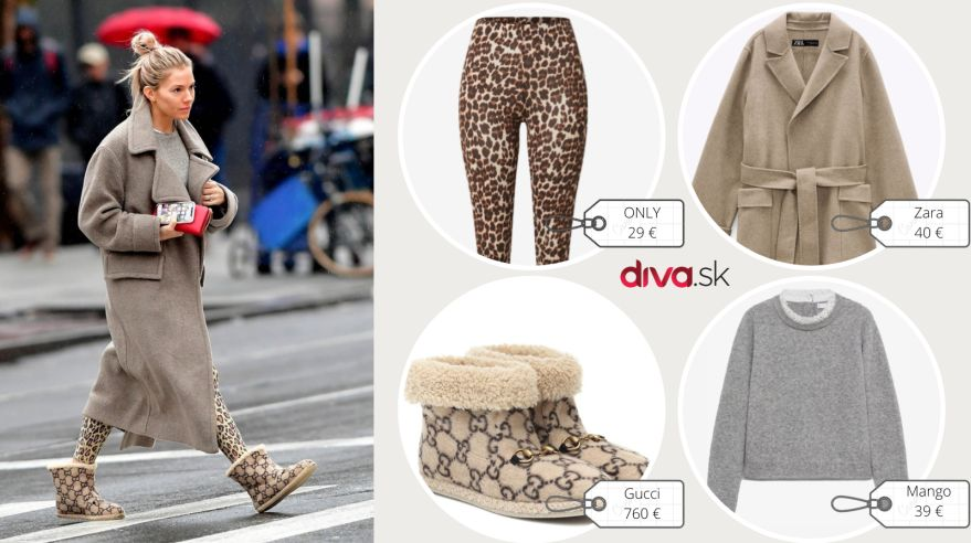Sienna Miller - outfit dňa