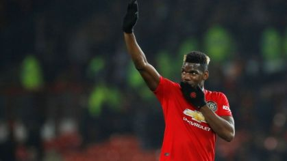 Paul Pogba, Manchester United