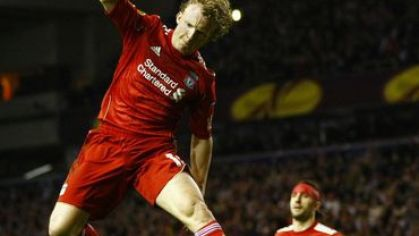 Dirk kuyt fcliverpool thereds