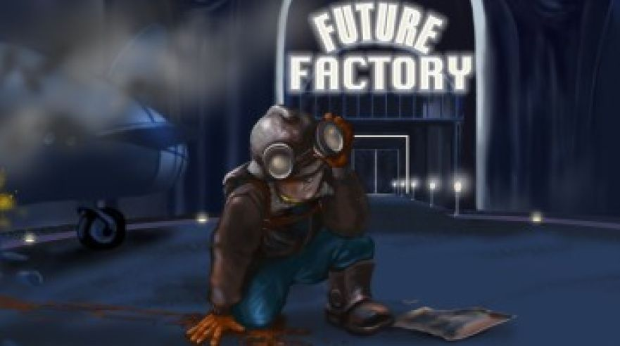 Future Factory (zdroj: Fun 2 Robots)