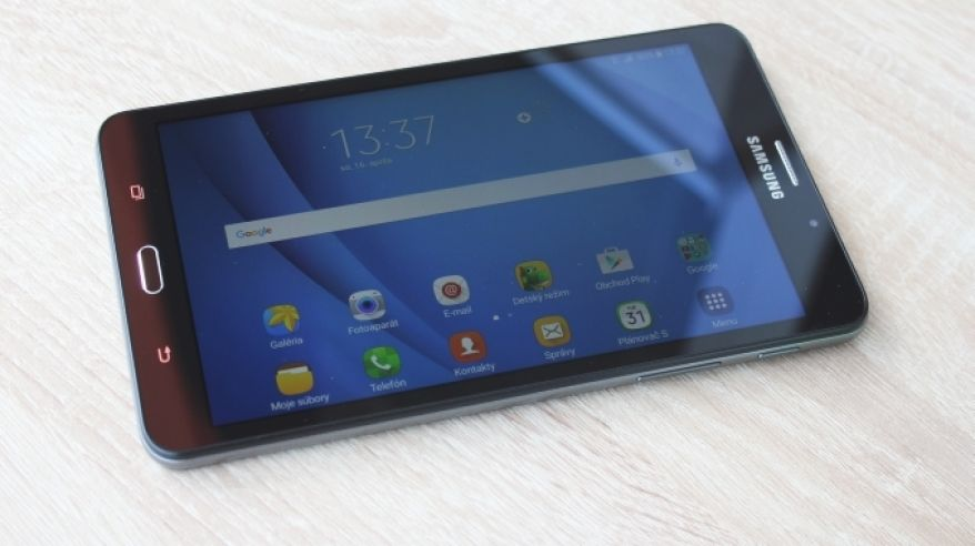 ikona Galaxy Tab A 7.0 (2016): Test