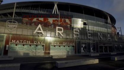 Arsenal emirates stadium