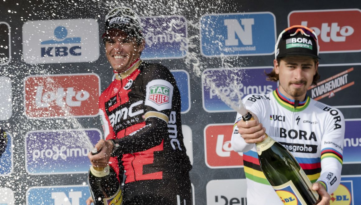 Greg van Avermaet Peter Sagan
