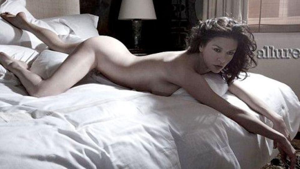 Catherine zeta jones allure