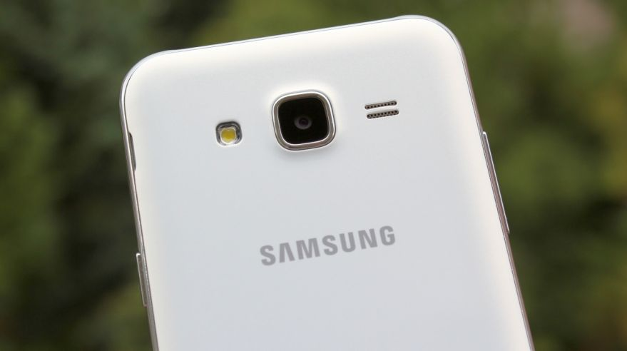 Test Samsung Galaxy J5