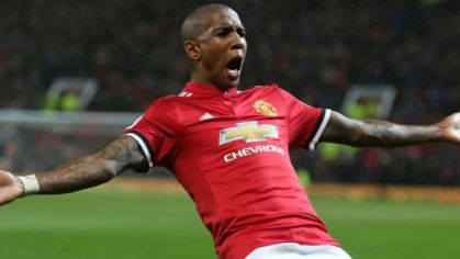 Ashley Young mood