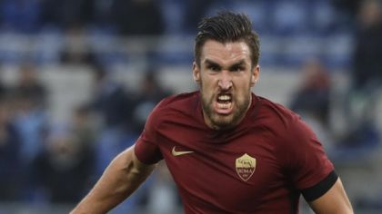 Kevin Strootman ,as roma, serie a, maj2017