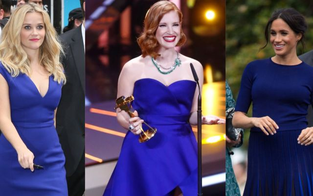 Reese Whiterspoon, Jessica Chastain, Meghan Markle